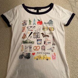 J. Crew T Shirt